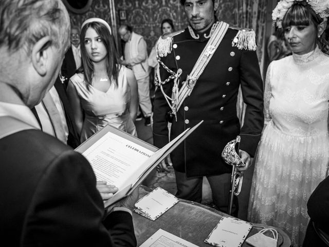 Il matrimonio di Alessandro e Alessia a Lucca, Lucca 23