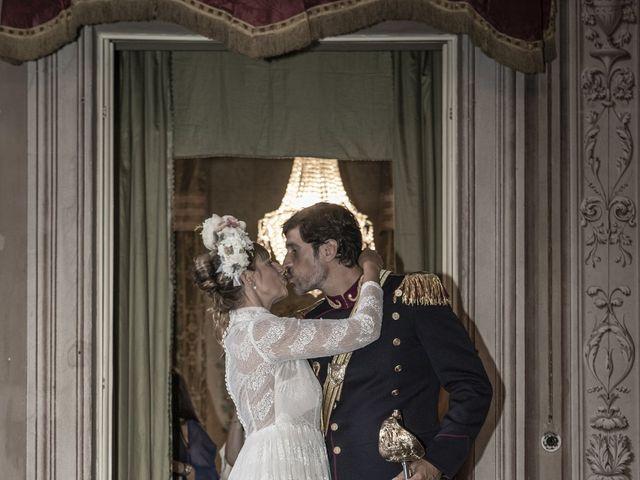 Il matrimonio di Alessandro e Alessia a Lucca, Lucca 34