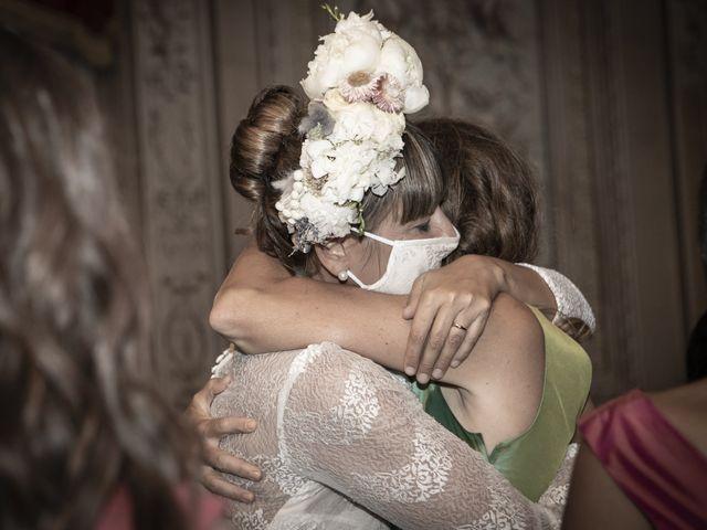 Il matrimonio di Alessandro e Alessia a Lucca, Lucca 35