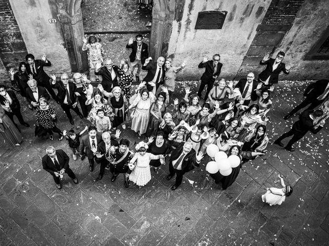 Il matrimonio di Alessandro e Alessia a Lucca, Lucca 39