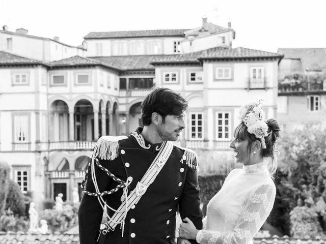 Il matrimonio di Alessandro e Alessia a Lucca, Lucca 40