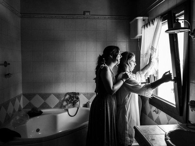 Il matrimonio di Alberto e Francesca a Oderzo, Treviso 10