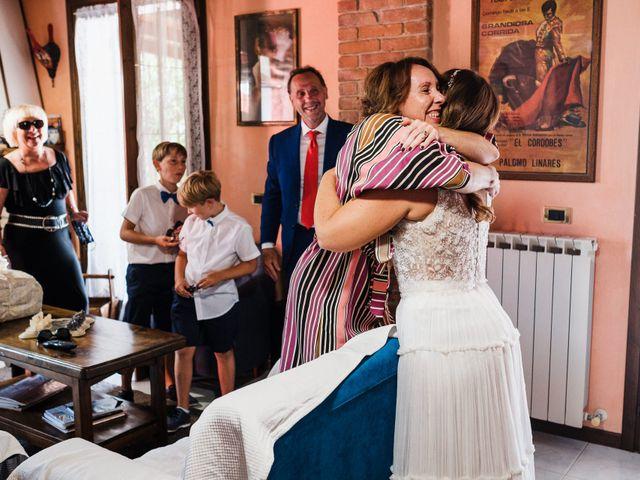 Il matrimonio di Alberto e Francesca a Oderzo, Treviso 18