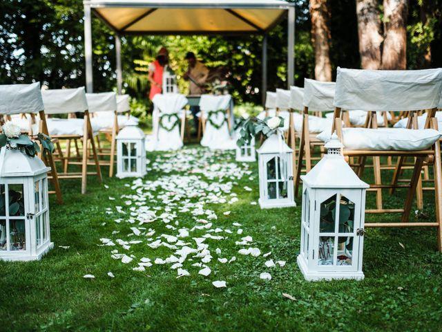 Il matrimonio di Alberto e Francesca a Oderzo, Treviso 26