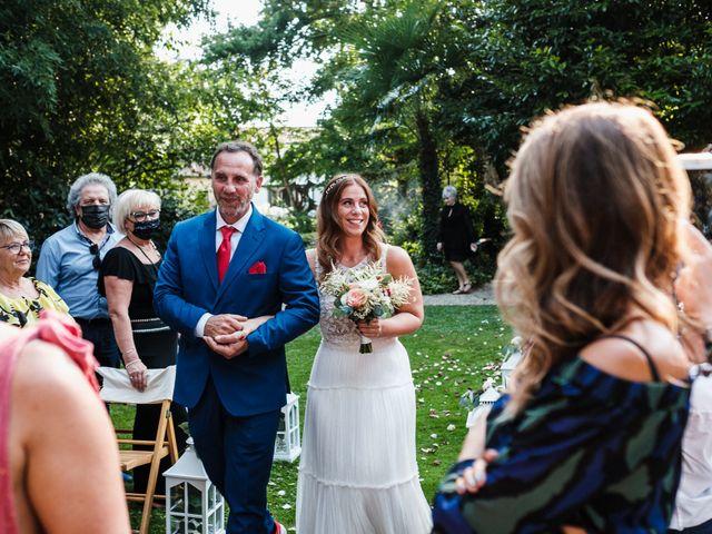 Il matrimonio di Alberto e Francesca a Oderzo, Treviso 36
