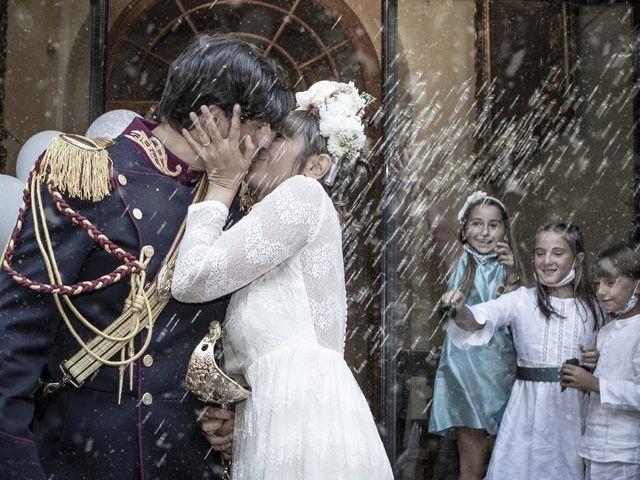 Il matrimonio di Alessandro e Alessia a Lucca, Lucca 38