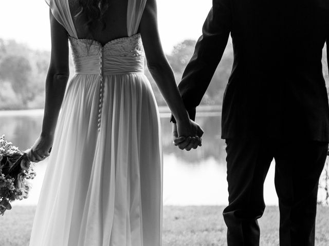 Le nozze di Jasmin e Gianluca