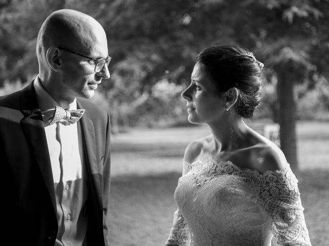 Le nozze di Simona e Olivier