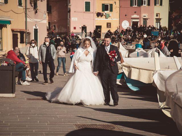 Il matrimonio di Luca e Agnese a Genova, Genova 5
