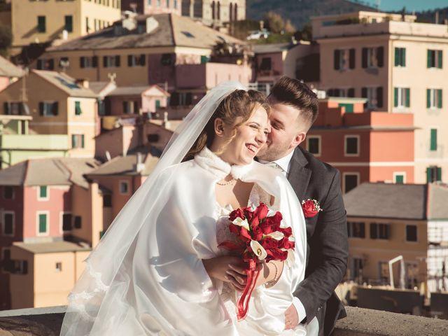 Le nozze di Agnese e Luca