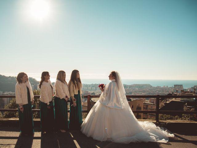 Il matrimonio di Luca e Agnese a Genova, Genova 23