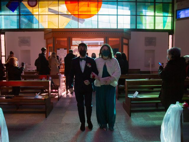 Il matrimonio di Luca e Agnese a Genova, Genova 24
