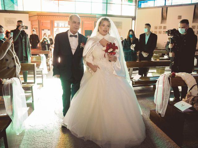 Il matrimonio di Luca e Agnese a Genova, Genova 28