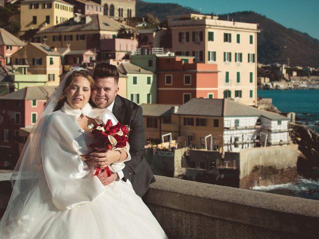 Il matrimonio di Luca e Agnese a Genova, Genova 29