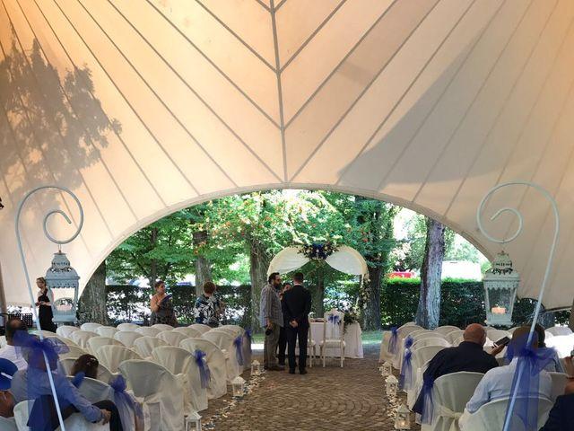 Il matrimonio di Gennaro Lucio  e Monica a Cervesina, Pavia 9
