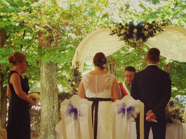 Il matrimonio di Gennaro Lucio  e Monica a Cervesina, Pavia 10