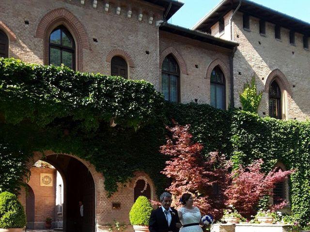 Il matrimonio di Gennaro Lucio  e Monica a Cervesina, Pavia 12