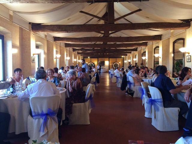 Il matrimonio di Gennaro Lucio  e Monica a Cervesina, Pavia 16