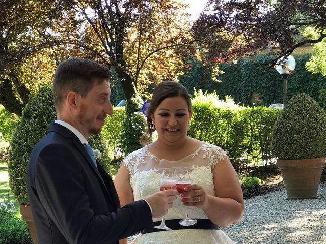 Il matrimonio di Gennaro Lucio  e Monica a Cervesina, Pavia 2