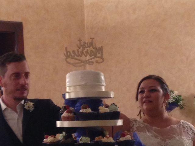 Il matrimonio di Gennaro Lucio  e Monica a Cervesina, Pavia 17