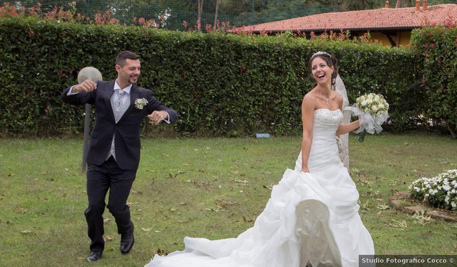 Il matrimonio di Marco e Ilaria a Bovisio-Masciago, Monza e Brianza