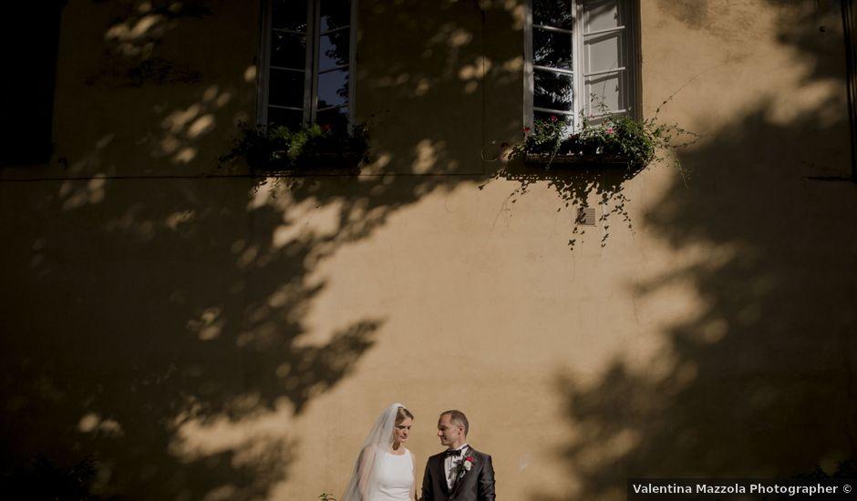 Il matrimonio di Miroslav e Katarina a Lucca, Lucca