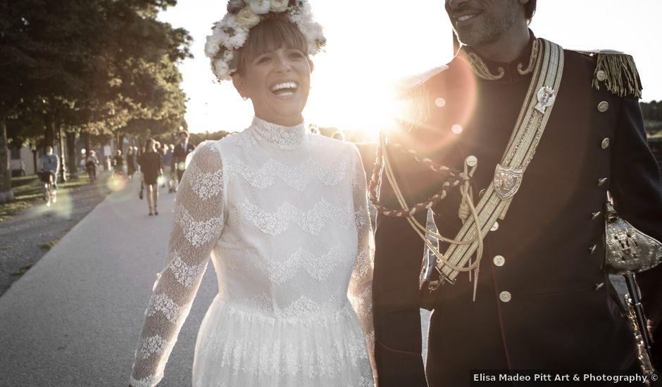 Il matrimonio di Alessandro e Alessia a Lucca, Lucca