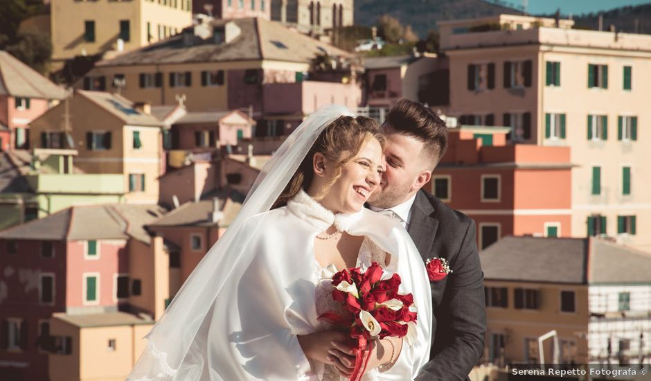 Il matrimonio di Luca e Agnese a Genova, Genova