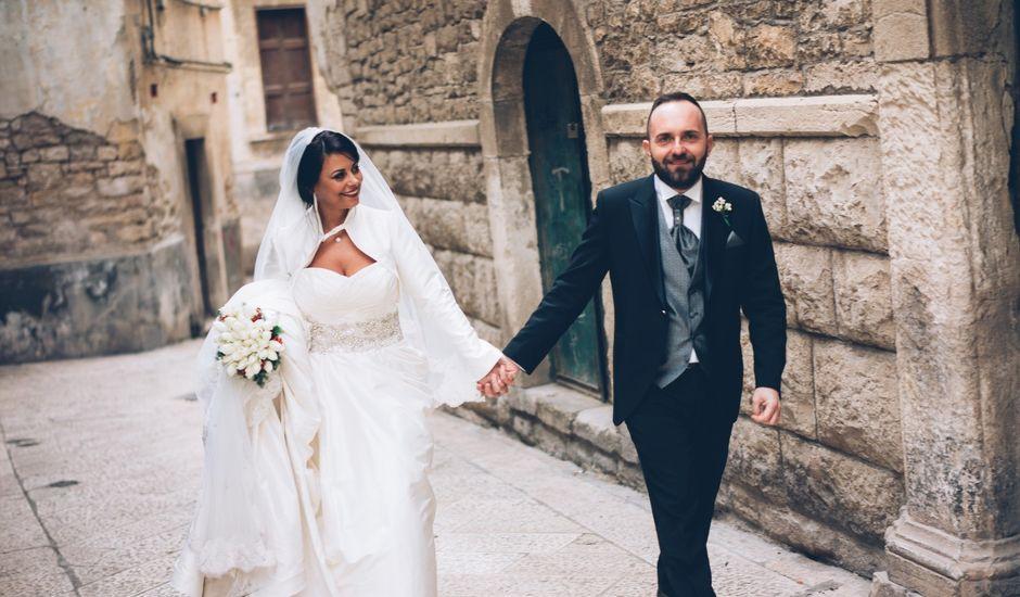 Il matrimonio di Ilaria e Antonio a Bitonto, Bari