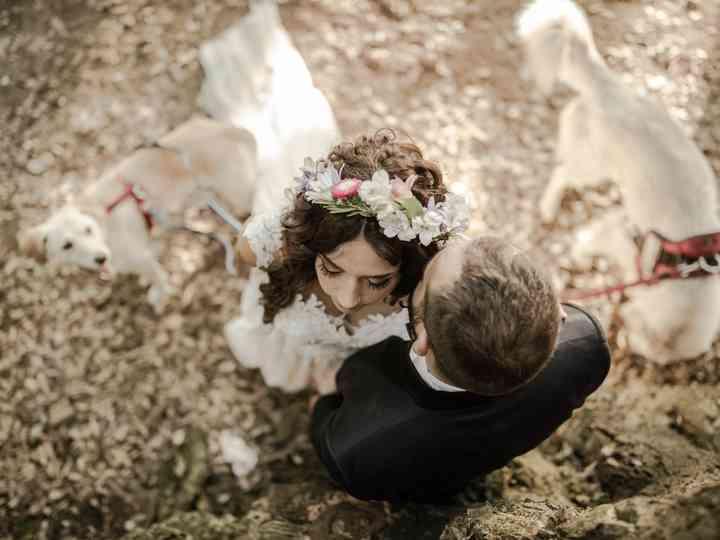 Le nozze di Samanta e Carlo