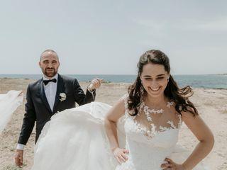 Le nozze di Giuseppina e Danilo