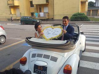 Le nozze di Tina e Andrea