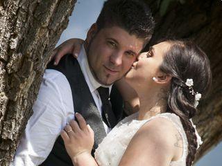le nozze di Romina e Daniel 2