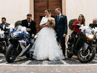 Le nozze di Sara e Yuri 1
