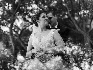 Le nozze di Sara e Yuri