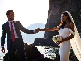 Le nozze di Sveva e Jame