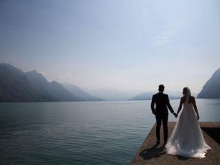 Le nozze di Stefania e Gianluca