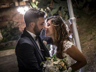 Le nozze di Fabiana e Michele