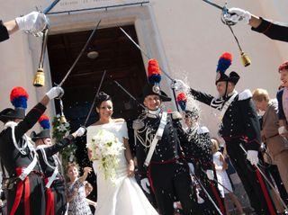 Le nozze di Barbara e Domenico