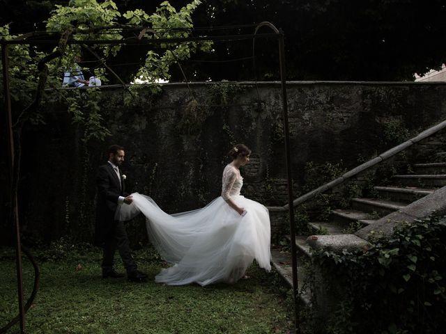 le nozze di Francesca e Joao