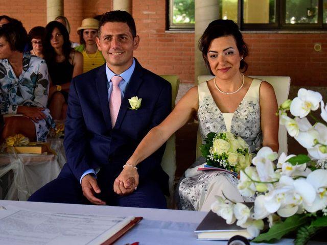 Il matrimonio di Andrea e Tina a Roncello, Monza e Brianza 2