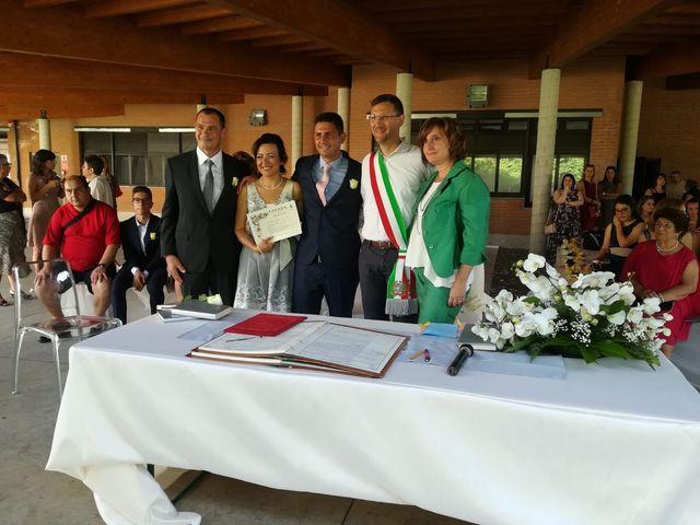Il matrimonio di Andrea e Tina a Roncello, Monza e Brianza 7