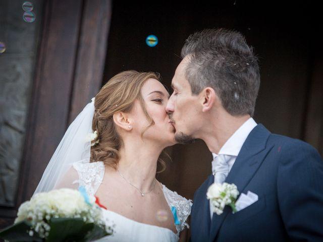Il matrimonio di Marco e Chiara a Roncadelle, Brescia 24
