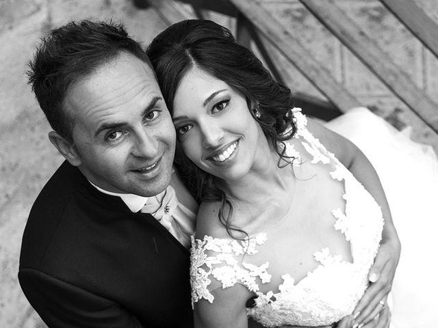 Il matrimonio di Maurizio e Chiara a Benestare, Reggio Calabria 1