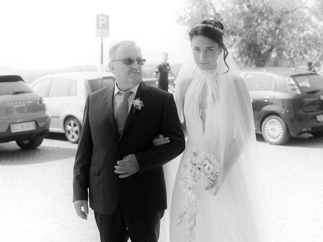 Il matrimonio di Paolo e Sara a Polpenazze del Garda, Brescia 5