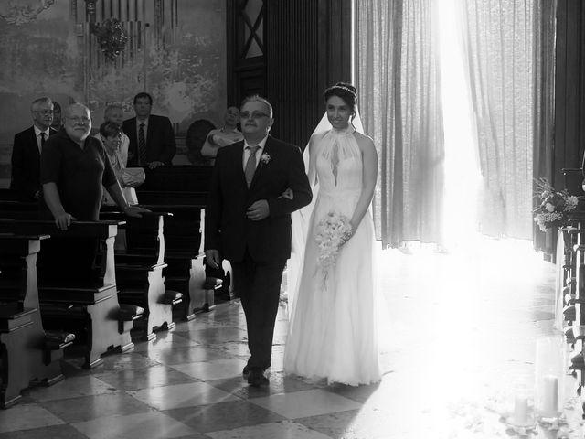 Il matrimonio di Paolo e Sara a Polpenazze del Garda, Brescia 6