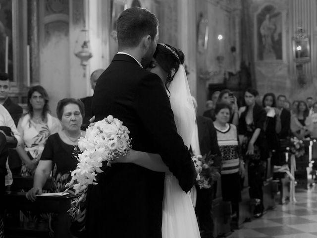 Il matrimonio di Paolo e Sara a Polpenazze del Garda, Brescia 8