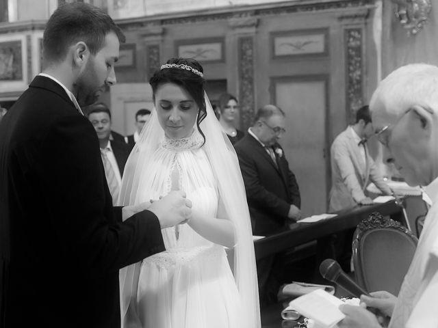 Il matrimonio di Paolo e Sara a Polpenazze del Garda, Brescia 11