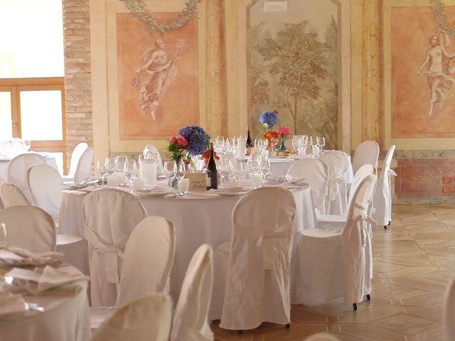 Il matrimonio di Paolo e Sara a Polpenazze del Garda, Brescia 15