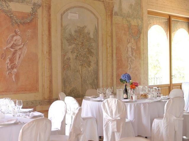 Il matrimonio di Paolo e Sara a Polpenazze del Garda, Brescia 18
